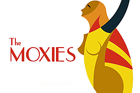 The Moxies logo