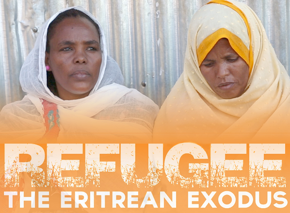 Photo of two Eritrean women.
