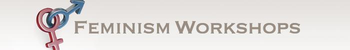 Feminism Workshops event banner