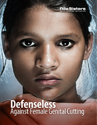 Thumbnail photo of the publication titled Defenseless Against Female Genital Cutting